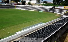 Estádio Germano Krüger - Ponta Grossa (PR) - Capacidade: 8,6 mil - Clube: Operário Ferroviário