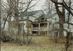 The Tamm Farmhouse by rchrdcnnnghm, via Flickr