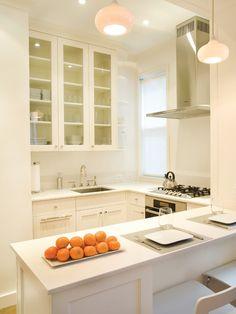 cozinhas pequenas decoradas e planejadas small kitchen