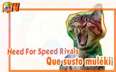 Need for Speed Rivals - Que susto muléki