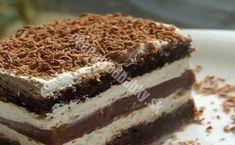 Maslové sušienky s lahodnou vláčnou chuťou pripravené za 20 minút Tiramisu, Food And Drink, Sweets, Cooking, Ethnic Recipes, Cakes, Basket, Deserts, Easy Cooking