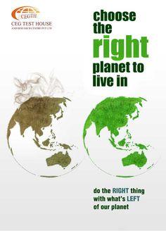 #earth #saveearth #do_right #green #gogreen #cegth http://cegtesthouse.com/