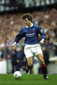 Top 10 Glasgow Rangers Players of All Time Rangers Football, Football Icon, Rangers Fc, Best Football Players, Good Soccer Players, Football Shirts, Brian Laudrup, Sporting Event Tickets, Football Fashion