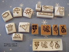 diary stamps