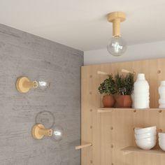 I nuovi accessori in legno di Creative-Cables   #CreativeCables #BeCreative #homedecor #design #interiors #silicone #casa #maison #beleuchtung #rose #lampholder #portalampada #eclairage #diy #illuminazione #lighting #industrial #vintage #scandinavian #wood