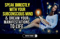 How To Lucid Dream! Speak Directly To Your Subconscious Mind & Manifest Faster! (Powerful Technique)Lucid dreaming is the ability to recognize and control your