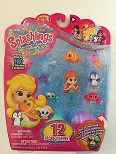 Splashlings 12 Pack ~ Mermaid & Friends ~ Wave 1 ~ Style 2 TPF Toys http://www.amazon.com/dp/B01B8CAK7Q/ref=cm_sw_r_pi_dp_Qv18wb1P9MR8Z