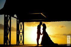 Wedding at Trou aux Biches Resort & Spa, Mauritius. www.backlight.mu
