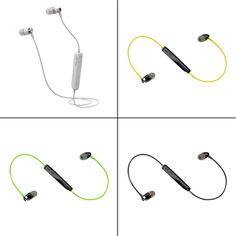 Joway H08 Sports Style Bluetooth V4 0 Stereo Music Headset Earphone w Mic | eBay