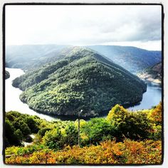 Cabo do mundo #RibeiraSacra by ticiana84 via Instagram