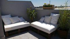 muebles terrazas pequeñas - Buscar con Google