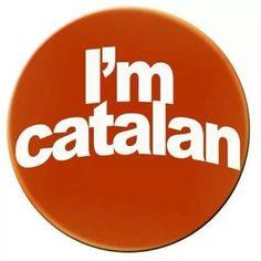 I'm catalan North Face Logo, The North Face, Image Cat, Oppression, Holidays And Events, Barcelona, September, Country, Projects