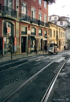 Tuktuk en Lisboa. Portugal | Nur Nielfa