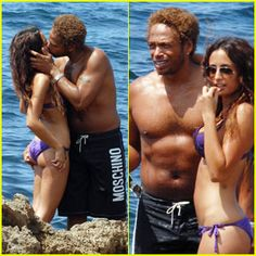 Gary Dourdan is Ibiza Shirtless Television actor Gary Dourdan shows some PDA with girlfriend Maria Del Alamo on a beach in Ibiza, Spain on Thursday (July The actor is best… Old Bollywood Songs, Bollywood Actress Hot, Eric Szmanda, Gary Dourdan, Male Movie Stars, Marg Helgenberger, Ibiza Beach, Easy Video, Cara Delevingne