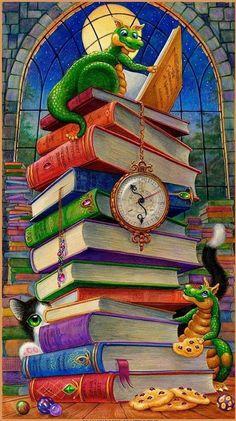 Illustration de Randal Spangler