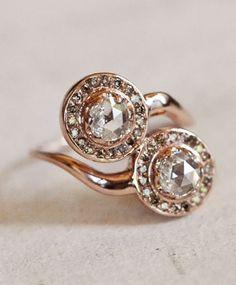 Meredith Kahn Diamond Delane Ring