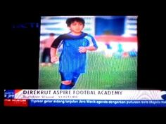 Anak Indonesia Berprestasi Jadi The Best Player Sepak Bola Dunia