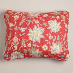 Cost Plus World Market Kai Pillow Shams, Set of 2 on shopstyle.com