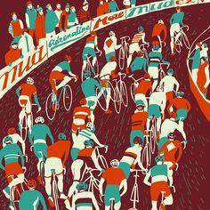 Eliza Southwood poster for ARTCRANK London