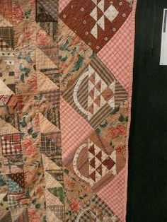 not so zen-quilts in Paris: second part of the Poos collection