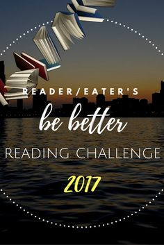 2017 Be Better Reading Challenge