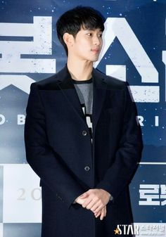 Source :Dreaming Kimsoohyun  20160125 Kim Soo Hyun - Movie Robot Sori VIP premier Cr. starjn