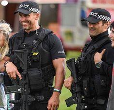 Mature Men, Law Enforcement, Cops, Vikings Rollo, Sexy Men, Hot Guys, Police, Photography, British