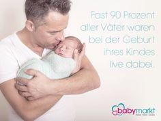 Tatsächlich? #Papa #Papafakten #Geburt