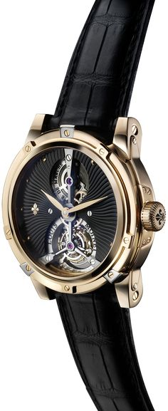 Louis Moinet Vertalis Tourbillon @DestinationMars
