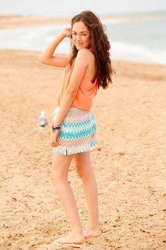 Las mejores fotos de María Parrado en la playa  