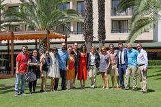 Foto de equipo Premios UHU - IX Festival de Cine Internacional Islantilla CineForum