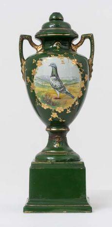 Pigeon Racing Trophy