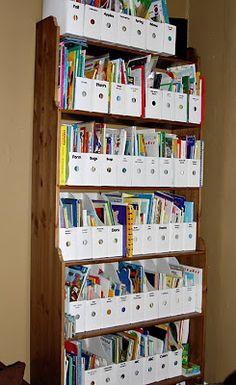 Children's Book Storage Solution