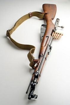 Mosin Nagant M44. I love this rifle! I just wish the Russians made them left handed too!