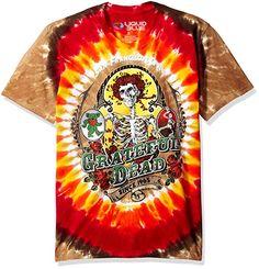 Lovely View Of Heaven Crew Neck Sweatshirt New Official Grateful Dead
