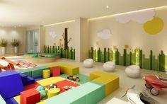 decoração espaço infantil - Pesquisa Google
