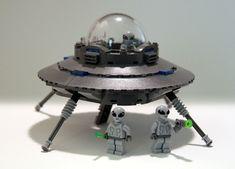 LEGO Ideas - Classic UFO