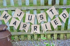 WhisperWood Cottage: Burlap Month Features: 10 Burlap-Inspired Wedding Ideas