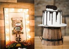 The Night Before Christmas Theme Editorial Shoot - Santa Treats Spread The Night Before Christmas, Christmas Themes, Ladder Decor, Party Themes, Editorial, Santa, Treats, Home Decor, Sweet Like Candy