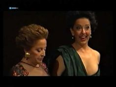 """Cat's Duet,"" Rossini, Teresa Berganza and her daughter Cecilia Lavilla Berganza, 2002"