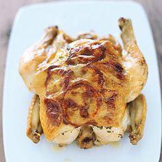Lemon & Herb Roasted Chicken: 5 ingredients, Rachel Ray