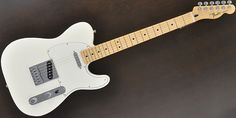 FENDER (フェンダー)テレキャスターStandard Telecaster Arctic White Fender American Vintage, Fender Electric Guitar, Fender Telecaster, Classic Series, Percussion, White Blonde, Acoustic Guitar, Ukulele, Music Instruments