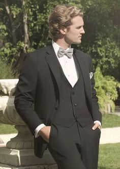 Allure Men Black Bartlett, exclusively available from Sarno and Son in the Northeast.