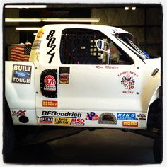 LNR gives special thanks to and for the help in our quest to be Class 8 champions in 2013 Off Road Racing, Class 8, Red Bull, The Help