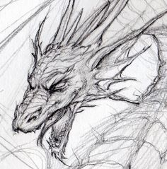 Dragon Head by Loren86.deviantart.com