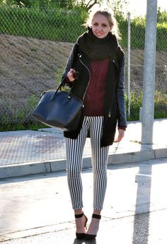 34 Popular Black And White Street Style Combinations - Fashion Diva Design