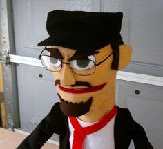 nostalgia critic puppet - Google Search