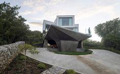 Mistrovský kousek dokončilo architektonické studio Turato Architects loni na podzim.