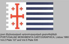 Cilician flag acording to European sources Armenian Military, Armenian Flag, King Of Jerusalem, Jerusalem Cross, Armenian People, Christian World, Christian Symbols, Church Architecture, 11th Century