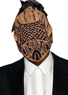 Another Maison Martin Margiela Spring/Summer 2013 Couture Mask ...